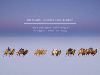 THE SPATIAL ODYSSEY BACK IN TIMES – EXHIBITION IN GHENT, BELGIUM