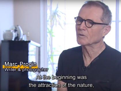 MARC PROGIN ON TV SHOW 'THE WORKS'